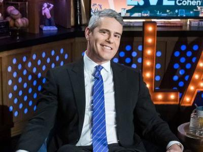 Andy Cohen Is a 'Nervous Wreck' Following the Birth of His Son Benjamin: He 'Hasn't Slept a Wink!'