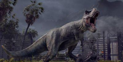 Life, uh, finds a way in Jurassic World Evolution