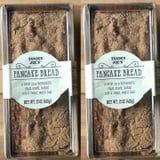 Trader Joe's Now Sells Pancake Bread That's Like 1 Big Loaf of Buttermilk Flapjacks