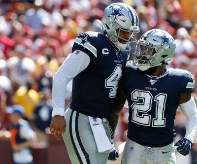 Fantasy football position rankings: Cowboys primed to dominate Dolphins in Week 3