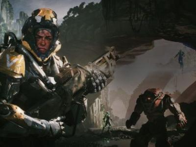 BioWare Producer Says Anthem Was in Development Before Destiny Was Released