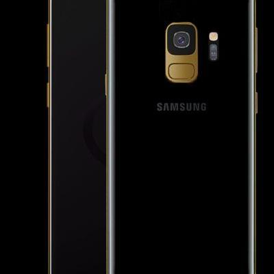 24K Gold Samsung Galaxy S9 & S9 Plus Are Now Available