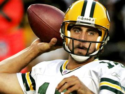 Aaron Rodgers placed on Injured Reserve