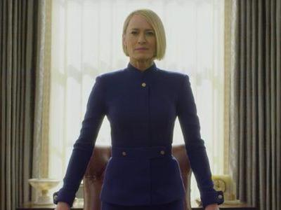 'House of Cards' Season 6 Trailer: President Robin Wright Leads The Final Season