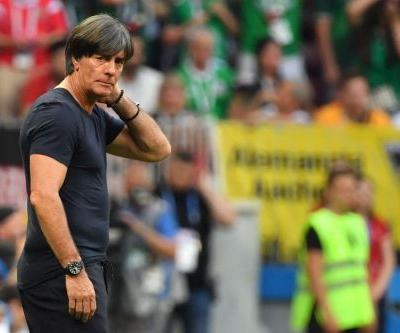 Germany 'played very badly' in Mexico loss - Loew