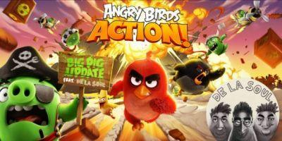 Angry Birds maker Rovio opens new game studio in London