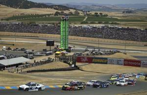 Road warrior: Martin Truex Jr. conquers Sonoma's road course