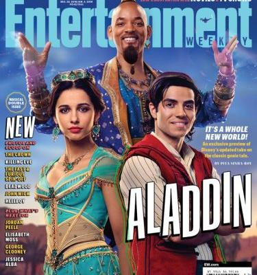 Take One Jump Ahead, and Check Out This First Look at Disney's Live-Action Aladdin!