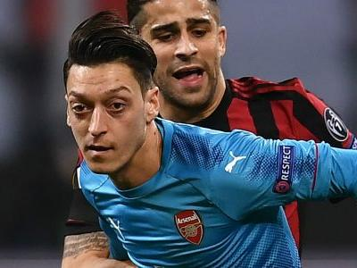 Arsenal vs AC Milan: Live blog, text commentary, line-ups, stream & TV channel