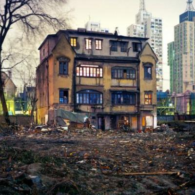 Photographer Captures the Social and Physical Transformations of Shanghai