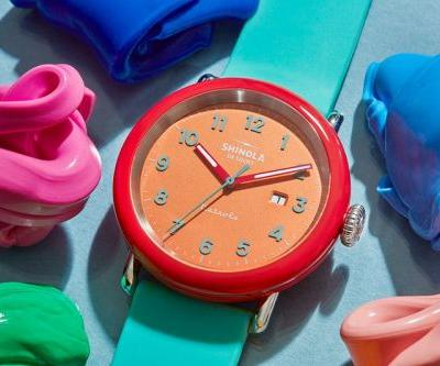 Shinola Goes Full Color to Celebrate Silly Putty Anniversary