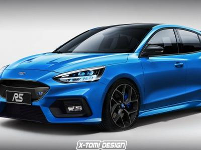 Here's What The Next Ford Focus RS Could Look Like