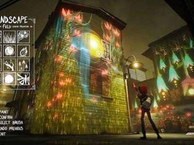 Watch 10 Minutes of Concrete Genie Gameplay from PSX 2017