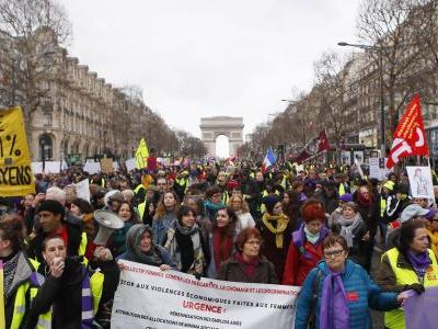 French yellow vest protests hold 17th weekend of marches