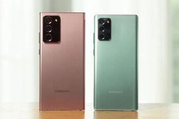 Galaxy Note 20 Ultra Mystic Bronze pre-orders sell out in South Korea