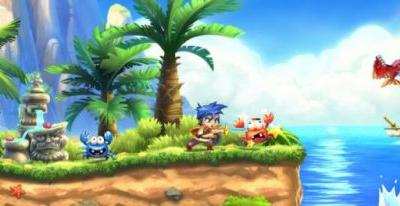 Monster Boy and the Cursed Kingdom Announced for Xbox Series and PS5