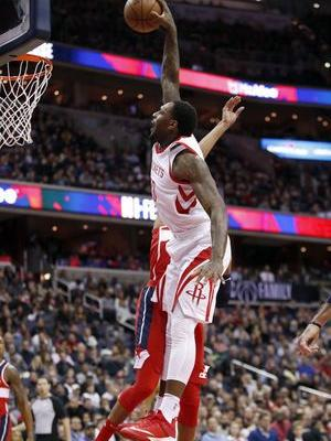 Porter scores 26, Wizards hand Rockets 5th straight loss