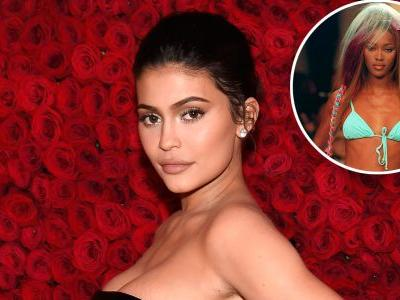 Vintage Queen! Kylie Jenner Rocks a 1994 Chanel Bikini Worn by Naomi Campbell on the Runway
