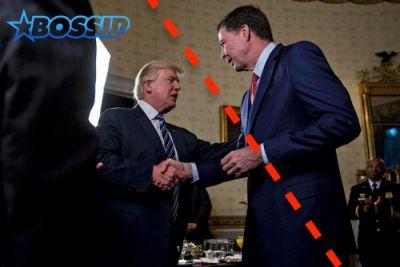 Cirque Du Trump: Pumpkin Bisque POTUS Fires FBI Director James Comey