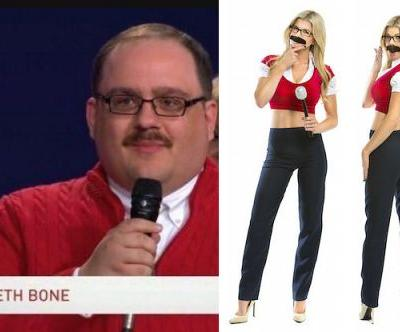 """This Sexy Kenneth Bone Halloween Costume Will Make You Say """"Ugh"""""""
