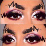 Heartbeat Brows Are Taking Over Instagram and Giving Me Palpitations