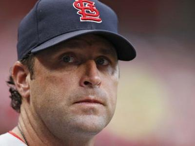 Cardinals dismiss Mike Matheny, name Mike Shildt interim manager