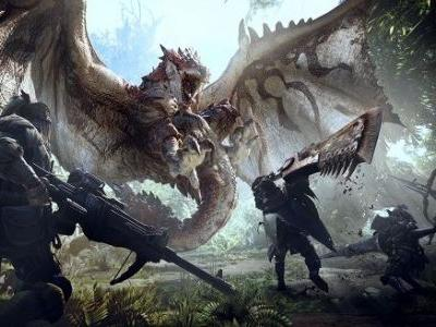 Monster Hunter World Gameplay & World Detailed