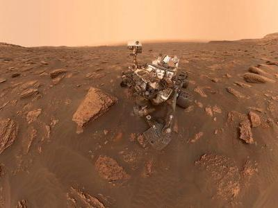 NASA activated Curiosity's second 'brain' after it misbehaved