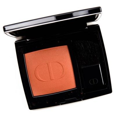 Dior Stand Out (649) Rouge Blush Review & Swatches