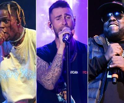 Big Boi, Travis Scott to join Maroon 5 for Super Bowl LIII halftime show