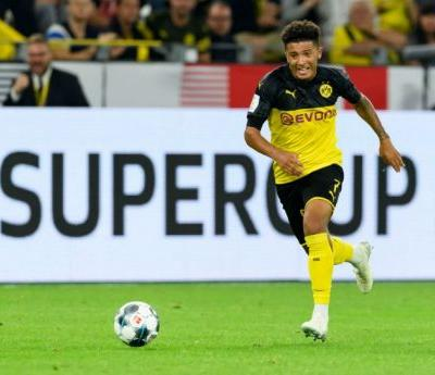Jadon Sancho Manchester United transfer edges CLOSER due to major Liverpool decision