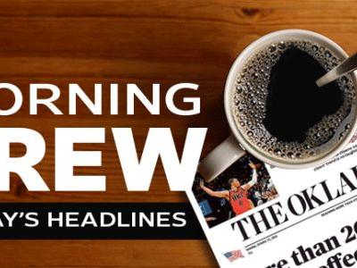 The Morning Brew: Large earthquake reported in Iraq