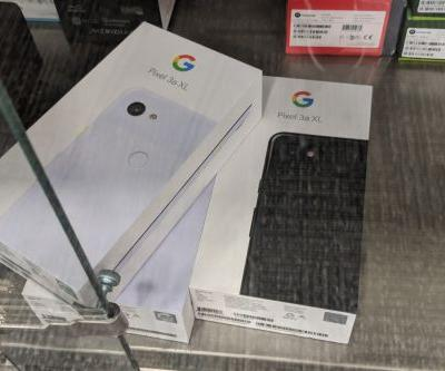 Pixel 3A leaks at Best Buy, confirming 6-inch screen for XL model