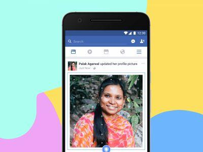 Here's Why Facebook Profile Photos Of Women In India Will Look Different