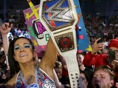 WWE Money in the Bank: Bayley Cashes In, Wins Smackdown Women's Title
