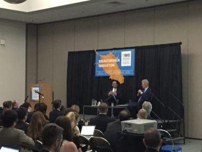 BIO2017 Fireside Chat: Unlocking the Power of the Genome