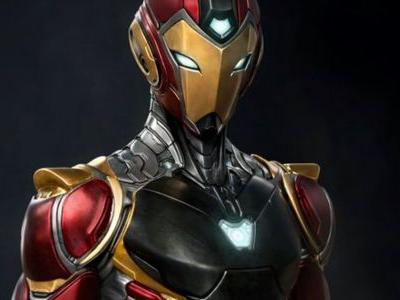 Marvel Fan Art Imagines What IRONHEART Might Look Like in The MCU