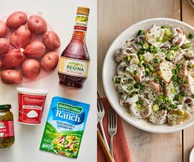 These 5-Ingredient Instant Pot Sides Practically Make Themselves