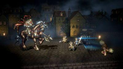 Square Enix's Switch game, Project Octopath Traveler, gets a Facebook page