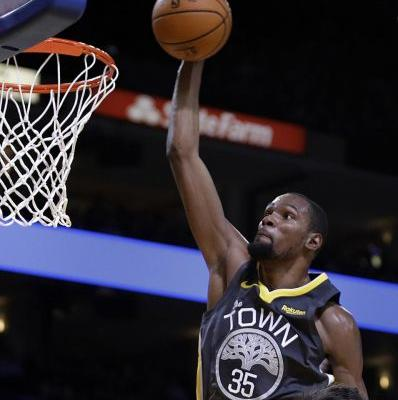 Steve Kerr says Kevin Durant just 'blowing off some steam'