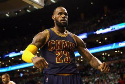 LeBron becomes playoff scoring leader as Cavs knock out Celtics