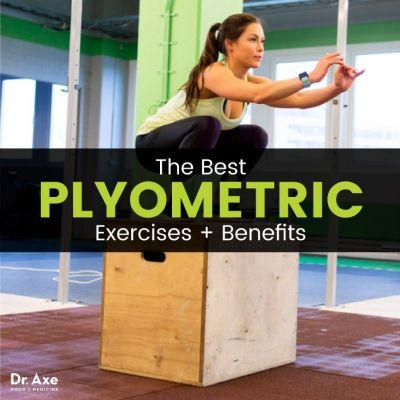 Plyometric Exercises: What You Need to Get Fitter & Agile