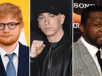 "Ed Sheeran, Eminem, & 50 Cent's ""Remember The Name"" Lyrics Are Memorable In Every Way"