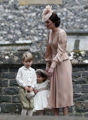 A royal guestlist: 2 future British kings attend Pippa Middleton's wedding