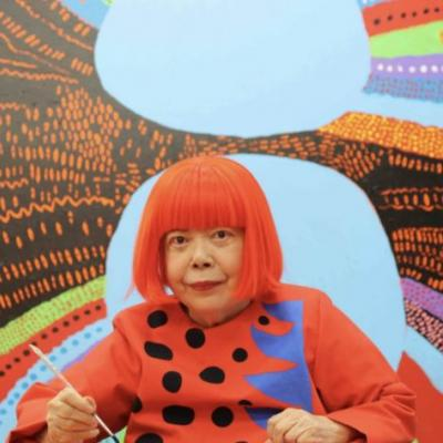 Yayoi Kusama and her Infinity Mirrors are coming back to London