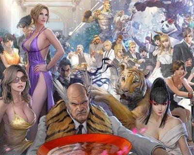 Tekken 7 celebrates seven million sales with updated artwork