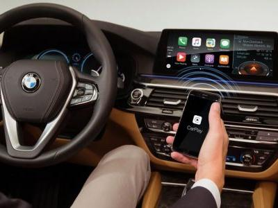 BMW will no longer require a subscription to use CarPlay in some cars