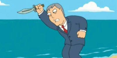 The Blunt, Perfect Reason Adam West Played Himself On Family Guy