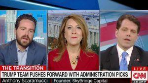 'Dylan, I Know You're Upset About the Election': CNN Panel Blows Up Over Trump's Election 'Mandate'