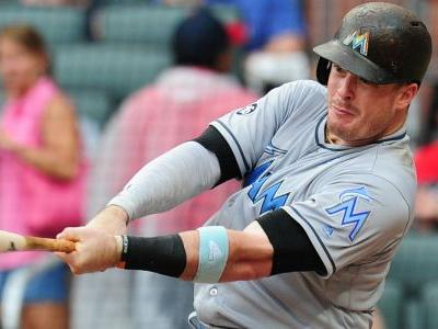 MLB trade rumors: Phillies acquire first baseman Justin Bour from Marlins